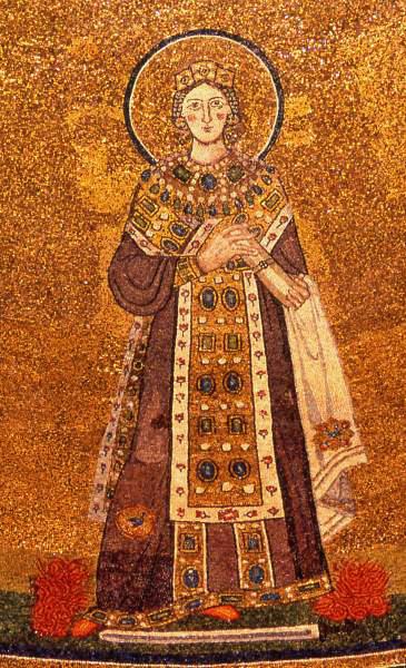 Santa_Agnese_-_mosaico_Santa_Agnese_fuori_le_mura