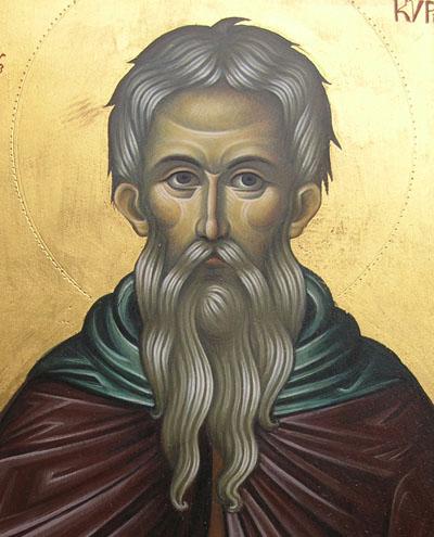 40b Sveti Kirijak detalj