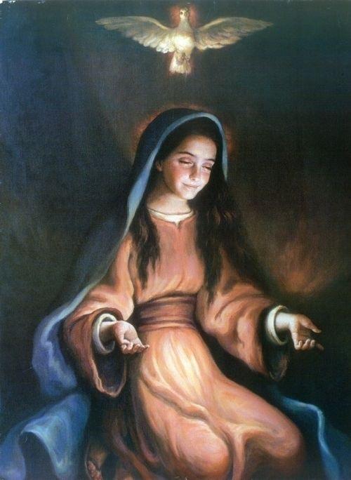 Marija-i-Duh-Sveti
