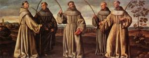 Licinio_Bernardino-Franciscan_Martyrs