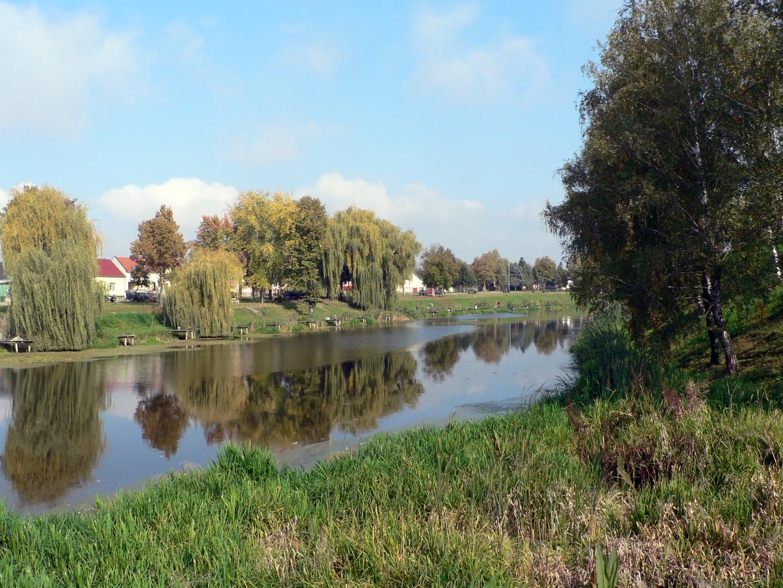 Pogled na rijeku Biè i dio Cerne-doista idilièno
